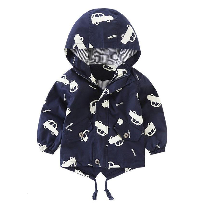 Benemaker Children Winter Outdoor Fleece Jackets For Boys Clothing Hooded Warm Outerwear Windbreaker Baby Kids Thin Coats YJ023 17