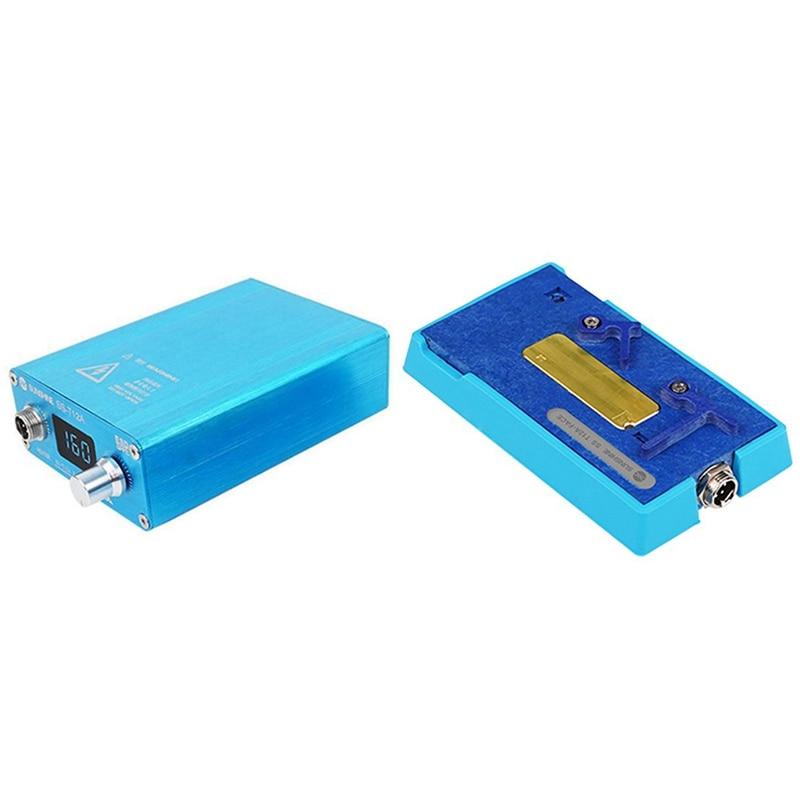 US Plug,T12A-FACET12A Host Face Repair + Soldering Kit Kit Motherboard Repair Tool Motherboard Layered Repair Heater