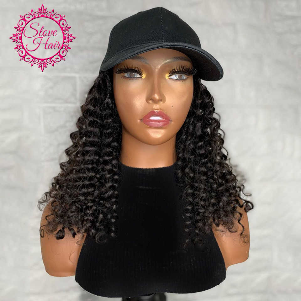 150% Deep Wave Lace Front Human Hair Wigs For Women Curly Human Hair Wigs Remy Brazilian With Baby Hair Bouncy Middle Ratio