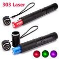Мощная зеленая лазерная указка 303 18650 нм, индикатор ультрадальнего излучения, лазерная указка, комбинация зарядного устройства
