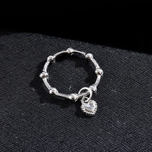 2020 yeni moda küçük Retro barok tarzı aşk kolye yüzük kadın kore kişilik yüzük yüzük kadınlar için kız arkadaşı için hediyeler