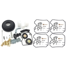 Carburetor-Repair-Kit with Motorcycle Floating-Needle Mixture-Screw