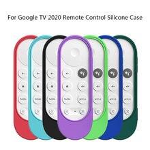 Силиконовый чехол для chromecast с google tv 2020 голосовым