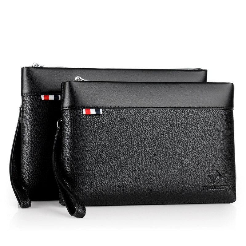 Кенгуру кожаная сумка производитель прямых продаж мужская сумка папка для досуга сумка через границы эксклюзивная поставка
