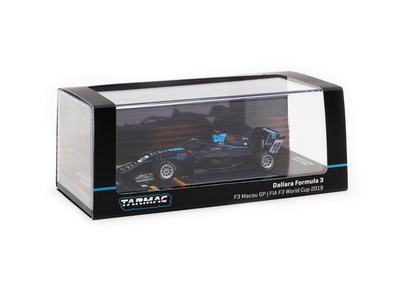 Tarmac Works 1//64 Dallara Formula 3 Sophia Floersch