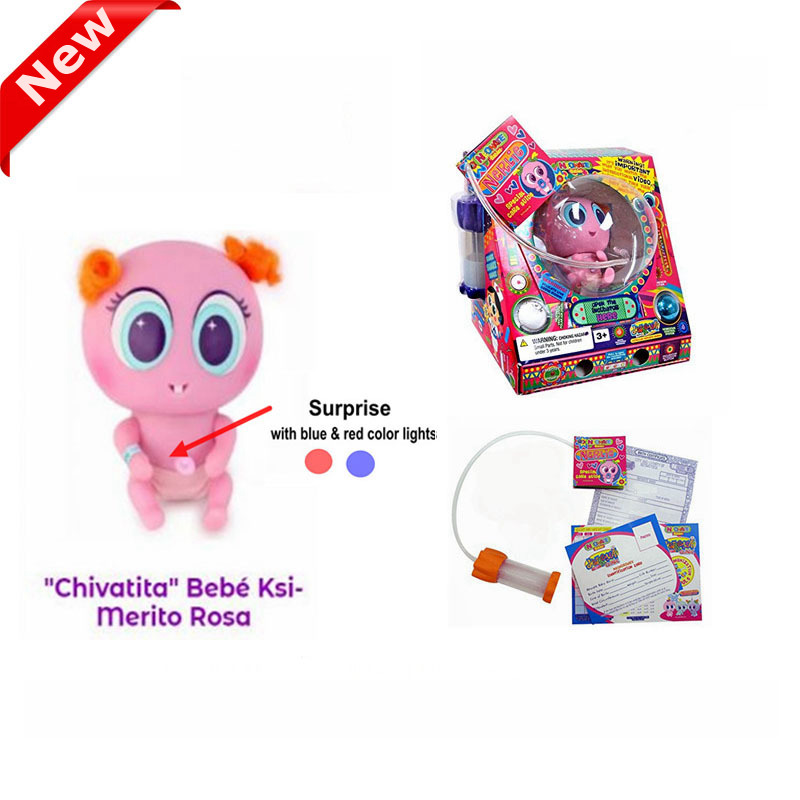 2019 Casimeritos Toys Lovely Ksimeritos With 8 Different Designs Casimerito Gift Doll Ksimeritos Juguetes For Girls Boys-in Gags & Practical Jokes from Toys & Hobbies