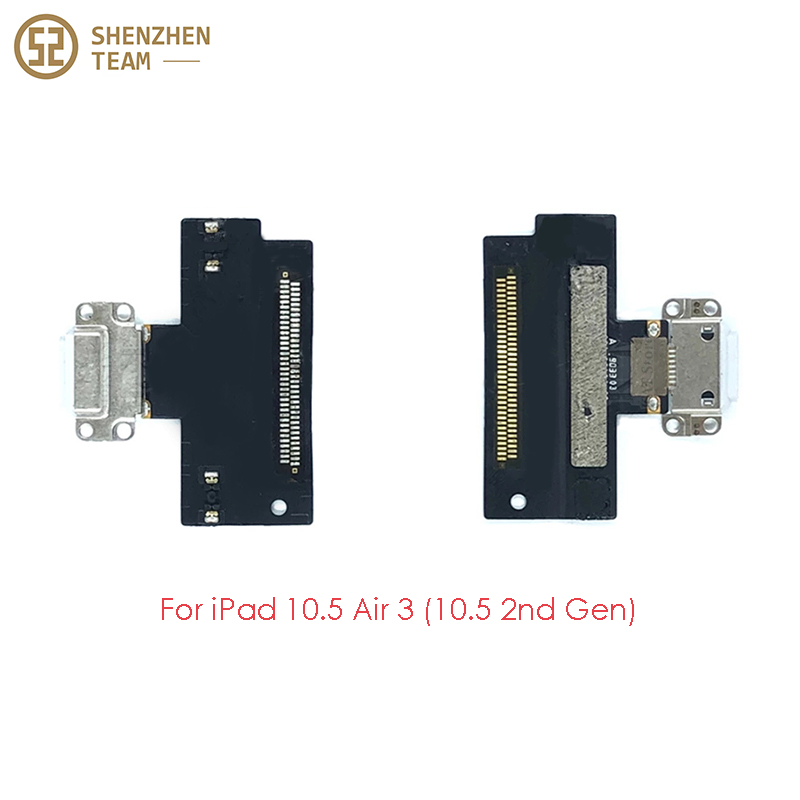 SZteam Charging Port Flex Cables for iPad Air 3 10.5 inch A2123 A2152 A2153 A2154 USB Dock Charger Charging Port Connector