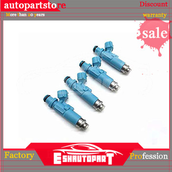 RS200 For To-yota SXE10 4 injector/Nozzle OEM# 23250-74200 IS200 PCS for altezza Fuel 23209-74200