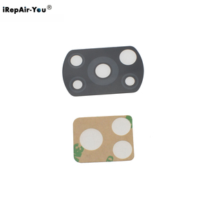 Image 2 - 50PCS Rear Camera Glass Lens for Xiaomi Pocophone X3 NFC Poco X3 Back Camera Glass Cover+3M Double Side Sticker Replacement
