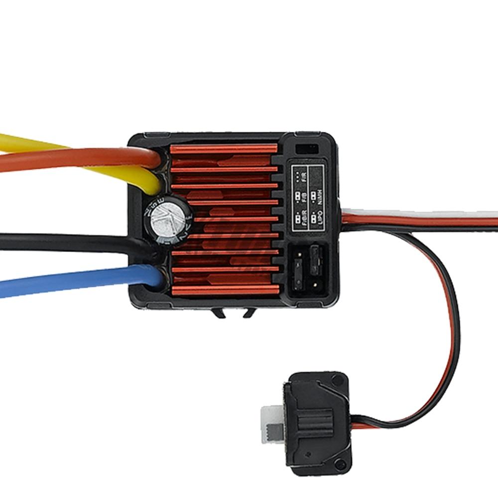 英文盒装-有刷1060-60A电调-2.3