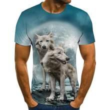 Moda verão venda quente 3d impresso t-camisa masculina manga curta casual moda alta qualidade roupas de manga curta topo