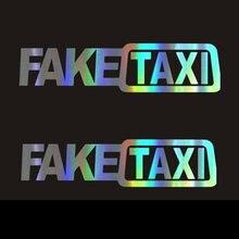 Adesivo emblema para honda toyota vw bmw, decalque automotivo de vinil para janela de carro e carros estilizador