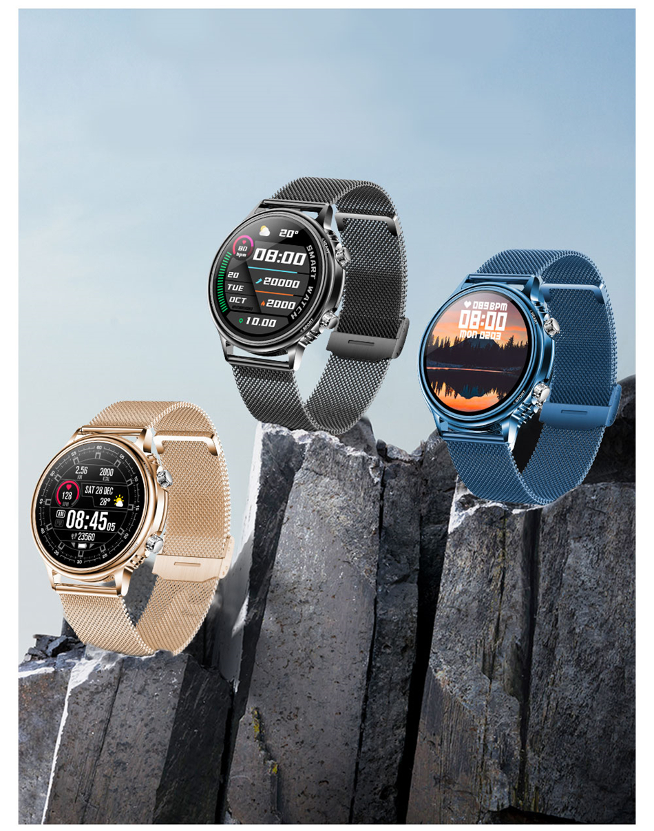 H2c8596791d954d9d852c4872e902f0972 LIGE New Smart Watch Men Custom Dial Full Touch Screen Waterproof Smartwatch For Android IOS Sports Smart watch Fitness Tracker