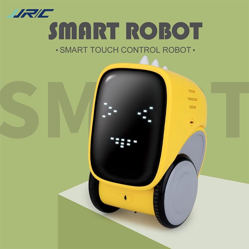 JJRC R16 Smart Robot Kids IR Gesture Voice Control Robotlar Robo Dancing Intelligent Robots Toys For Children VS bb8 Robot Toy
