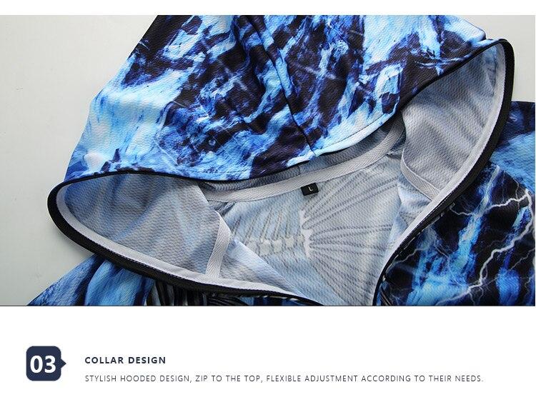Vêtement de pêche à tissus respirant, imperméable