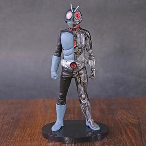 Image 1 - Masked Rider 1 מבנה פנימי מהדורה PVC איור קאמן רוכב דגם צעצוע
