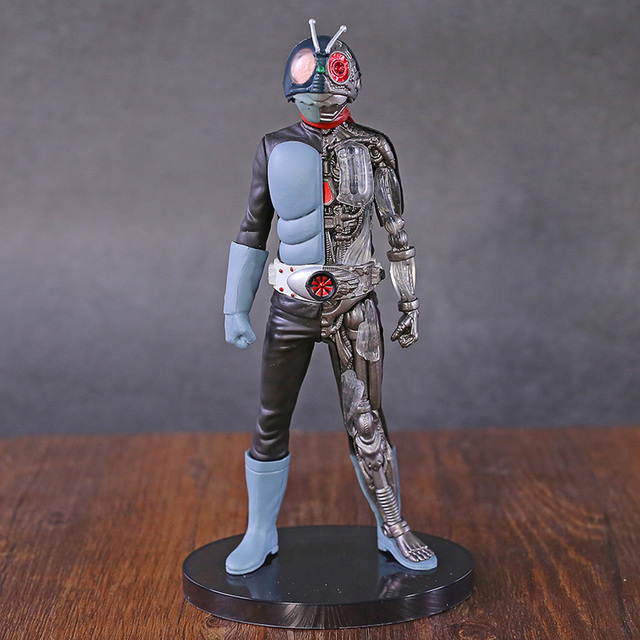 Masked Rider 1 מבנה פנימי מהדורה PVC איור קאמן רוכב דגם צעצוע