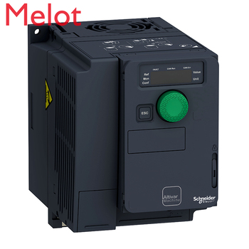 hot sale Altivar 0.75 kW Variable Speed Control Frequency Drive 3-Phase 380-500V - ATV320U07N4C