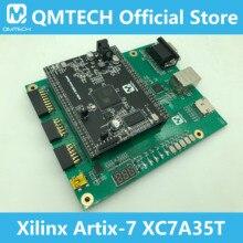 QMTECH Xilinx FPGA Artix7 Artix 7 rozwój pokładzie XC7A35T DDR3 256MB