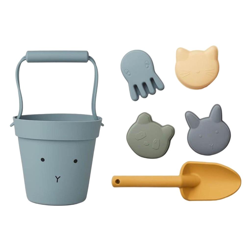 verao escavacao de areia ferramenta com pa 02