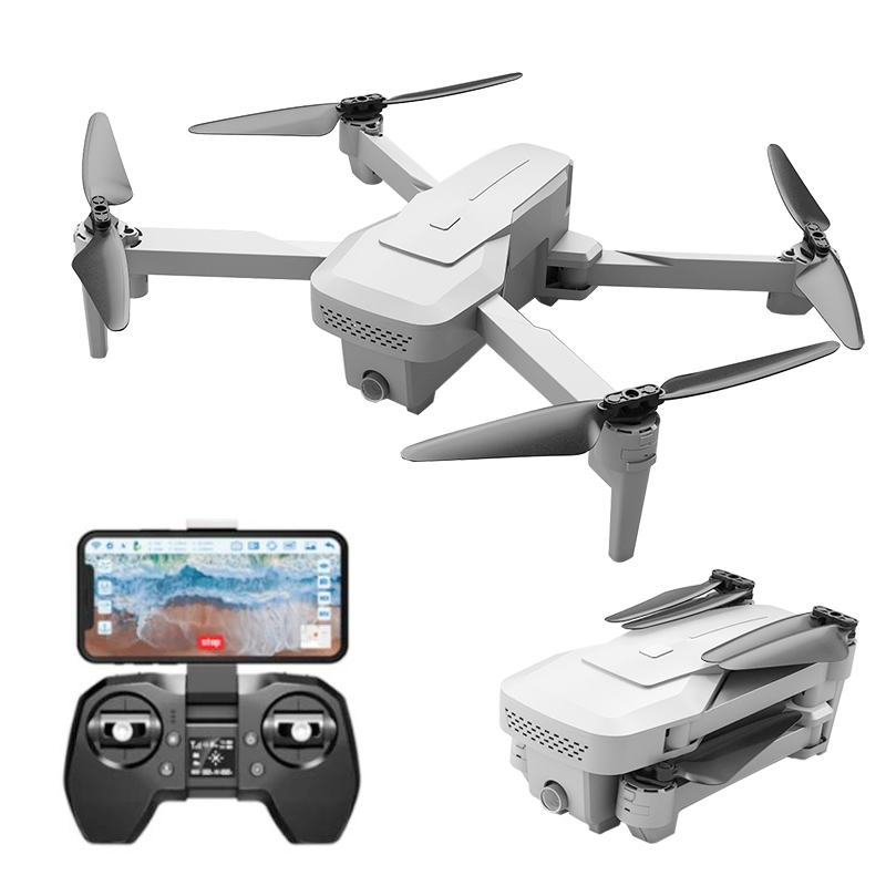 XS818 5G Drone GPS with 4K Camera Profesional FPV 18Mins Dual Camera Foldable RC Quadcopter Dron Helicopter Boy Toy Height Hold