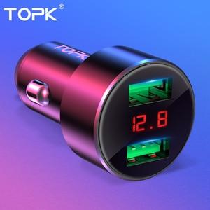 TOPK G209 Digital Display Dual