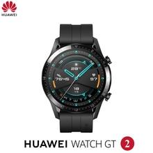 Originele Huawei Horloge GT2 Gt 2 Smart Horloge Bluetooth Smartwatch 5.1 14 Dagen Batterij Leven Telefoontje Hartslag Voor android Ios