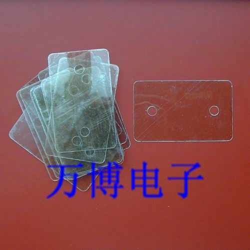 100PCS TOSAI Mica Insulation Spacer MT-200 (Pipe) 39*24MM FREE SHIPPING