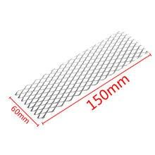 1 60x150 мм титановая сетка прочная термостойкая и устойчивая