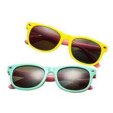 Детские поляризационные солнцезащитные очки long keeper модные