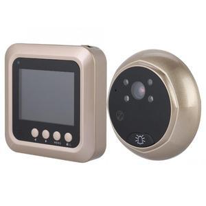 Image 3 - 2.4inches 1080P Intelligent Electric Door Bell Wireless Digital Peephole Security Door Viewer Doorbell Camera