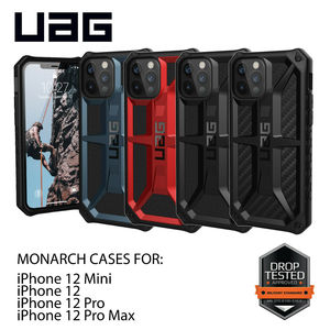 UAG Monarch Mil.Spec Case Rugged Cover For iphone 12/12 Pro/12 Pro Max For iphone 12 mini Heavy Duty Protection phone case