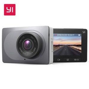 "Image 1 - YI Smart Dash Kamera 2.7 ""Screen Full HD 1080P 165 grad Weitwinkel Auto DVR Fahrzeug Dash cam mit G Sensor Nachtsicht"