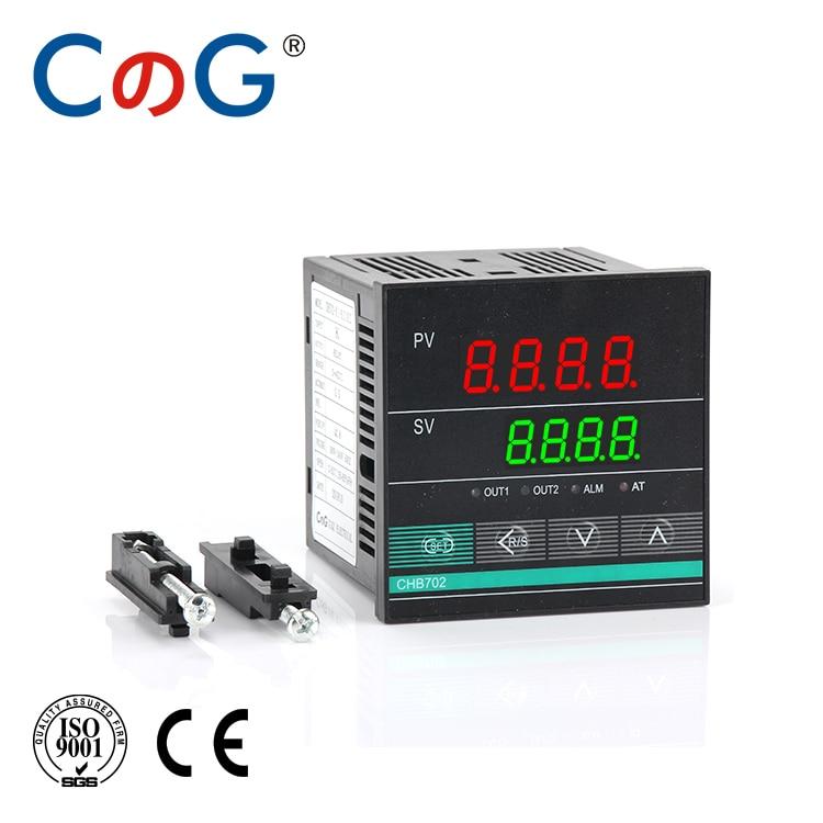 CG CHB902 K Type PID Intelligent Adjustment Digital Temperature Indicator Controller 96*96MM