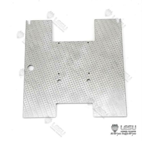 Lesu rc placa de saia lateral metal
