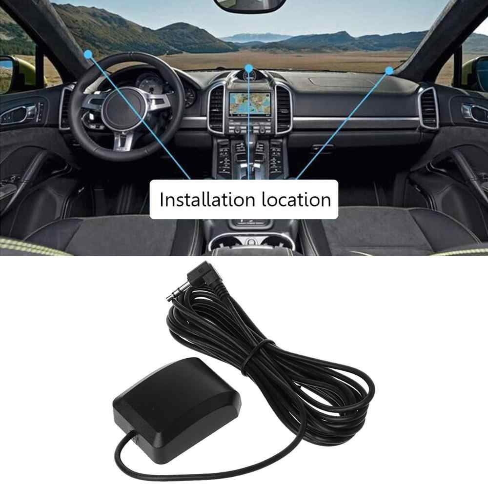 Car DVR Recorder GPS Navigation Accessories External Antenna Module 3.5mm Plug