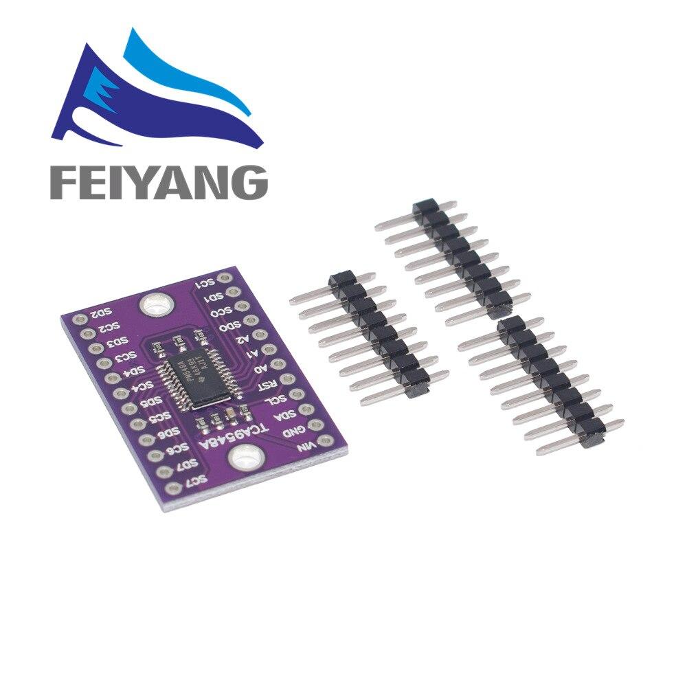 10 pièces CJMCU- 9548 TCA9548 TCA9548A 1-to-8 I2C carte dextension multicanal 8 voies carte de développement de Module IIC
