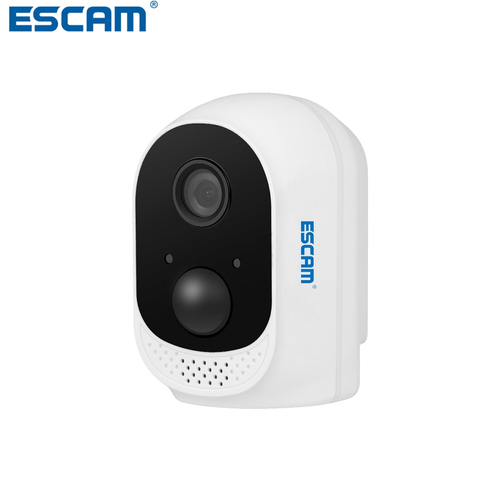 ESCAM QF230 HD 1080P 2MP Security IP Camera P2P With 10400mAh Battery WIFI IR PIR Alarm Surveillance Night Vision CCTV Cameras