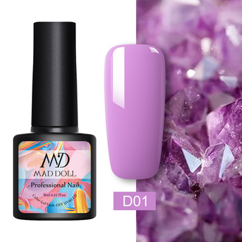 Glitter gel νυχιών Μανικιούρ - Πεντικιούρ Προϊόντα Περιποίησης MSOW