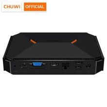 Mini PC Lan-Vga-Port Windows Intel Quad-Core N4100 LPDDR4 Chuwi Herobox 256G 8GB SSD