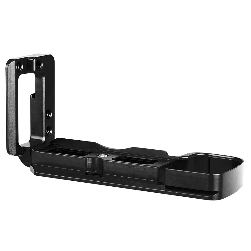 BESTR006 For Sony A6400 Vlog Quick Release L Plate Vertical Bracket Holder Hand Grip  With Cold Shoe For Microphone Tripod|Mic Stand| |  - title=
