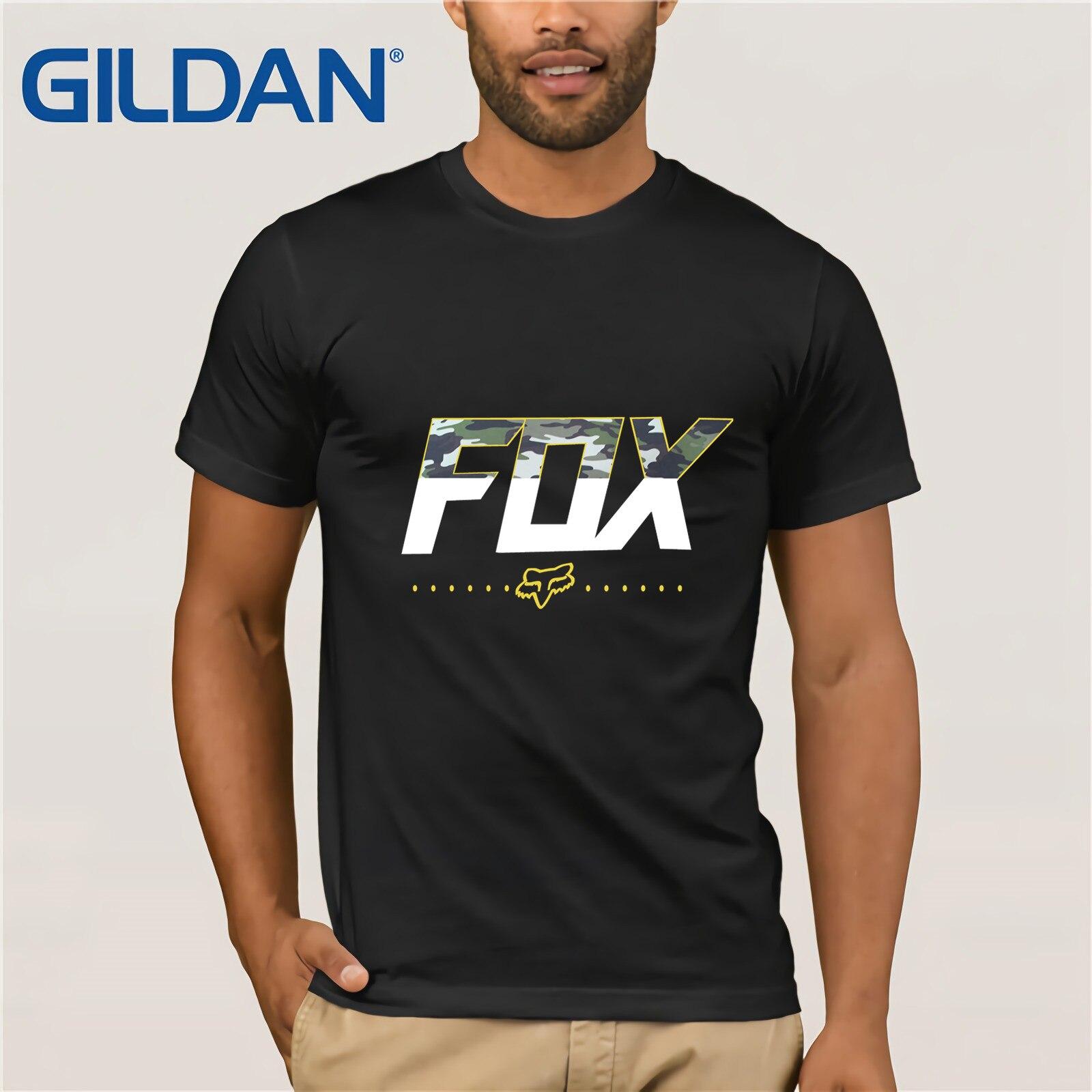 fox Mtb Ranger Mens   T  -  shirt   - Black All Sizes Mens 2019 fashion Brand   T     Shirt   O-Neck 100%cotton custom printed   T  -  Shirt   Tops Tee