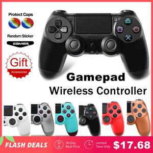 Controller For PS4 Wireless Bluetooth Gamepad For Playstation 4/4 pro/4 slim Joystick For Dualshock 4 V2 PC Game Built in 600mAh