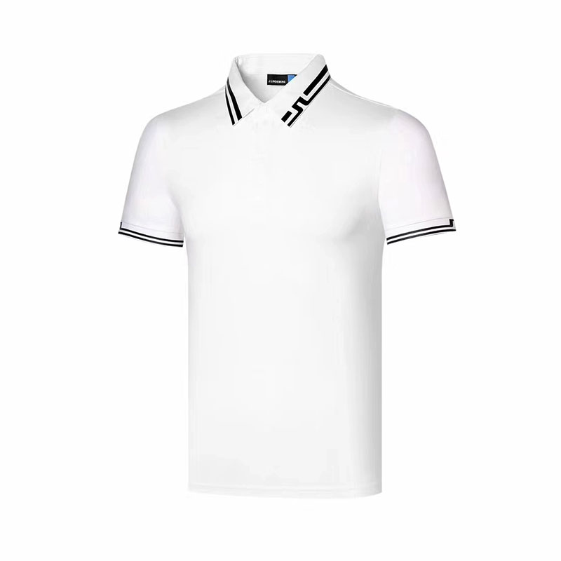 Swirling 2020 Golf Wear  New Summer Golf Shirt  JL Breathable Golf T-shirt   4 Colour Free Shipping