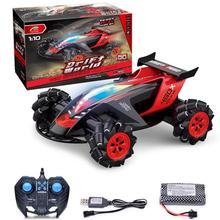 1/10 Children Toys Remote Control Car Climbing 360 Degree Stunt High Speed Drift