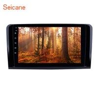 Seicane 2Din Stereo Android 8.1 HD Car Autoradio GPS For Mercedes Benz ML CLASS W164 ML350 ML430 ML450 ML500 2005 2006 2007 2012