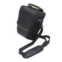 Dslr Camera Bag Case For Nikon D3400 D3500 D90 D750 D5600 D5300 D5100 D7500 D7100 D7200 D80 D3200 D3300 D5200 D5500 P900 P900S|Estojos para câmera/vídeo| |  -