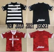 2021 FC Cartagena camisetas de fútbol hogar GALLAR 10 BULKA 13 HARPER 12 AGUZA 5 2020 Jersey de fútbol camiseta