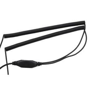 Image 3 - NEW V3 V6 V8 V1098a V5s Bluetooth casque casque câble de connexion spécial pour Kenwood Baofeng UV 5R UV 82 GT 3 Radio bidirectionnelle