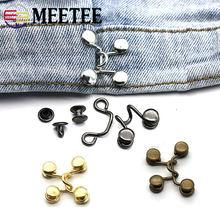 Meetee 10 комплектов 27x28/32x28мм металлические крючки для